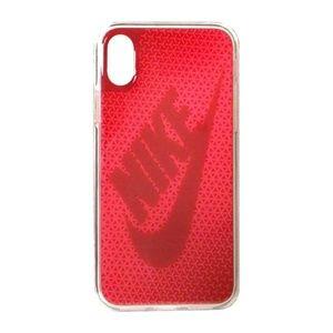 Nike - Hard IPhone X/XS phone case, Pink